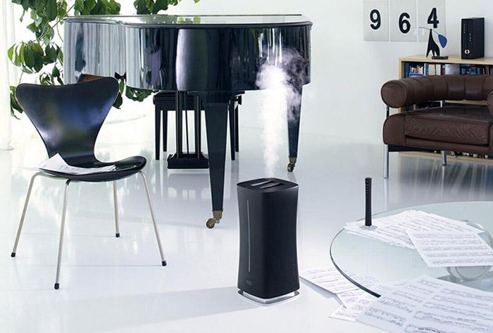 Tác dụng của máy phun sương đối với người lớn và trẻ em