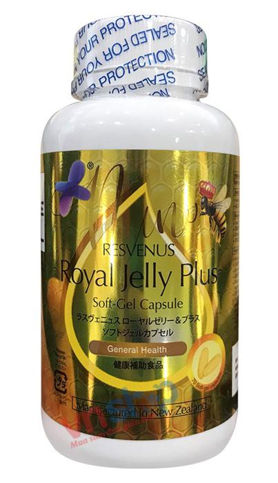 Sữa ong chúa Nhật Nano Japan Jelly Royal 70 viên