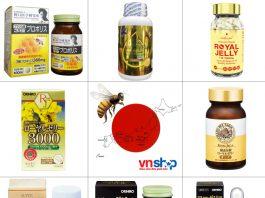 #8 loại sữa ong chúa Nhật Bản được nhiều người ưa chuộng