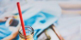 Cách làm sinh tố chuối sữa chua giảm cân