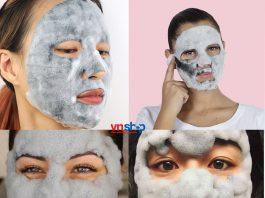 Top 5 loại mặt nạ thải độc sủi bọt cho da từ thiên nhiên