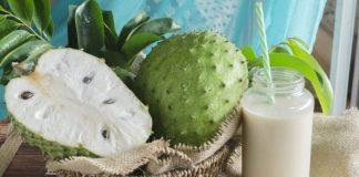 Tác dụng và cách làm sinh tố mãng cầu sữa chua đơn giản tại nhà