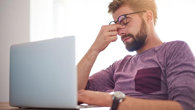 stress làm suy giảm ham muốn