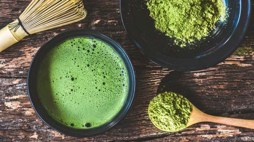 trà xanh matcha tốt cho tim mạch